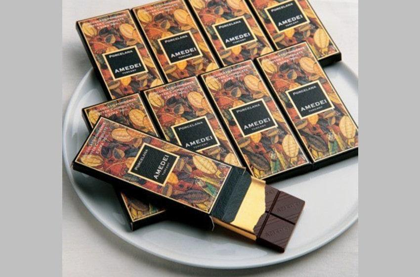 Amedei Porcelana Chocolate Bar