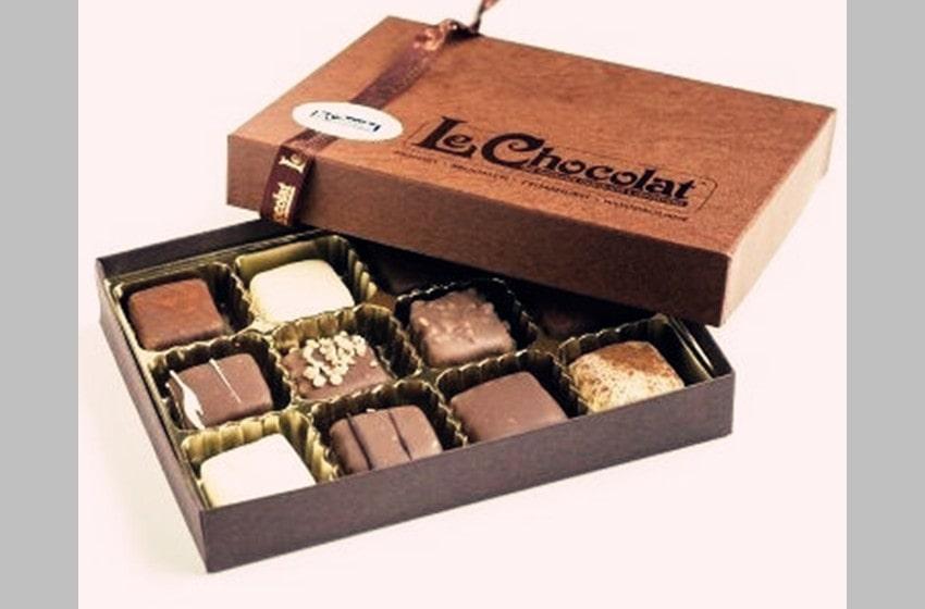 Le Chocolate Box