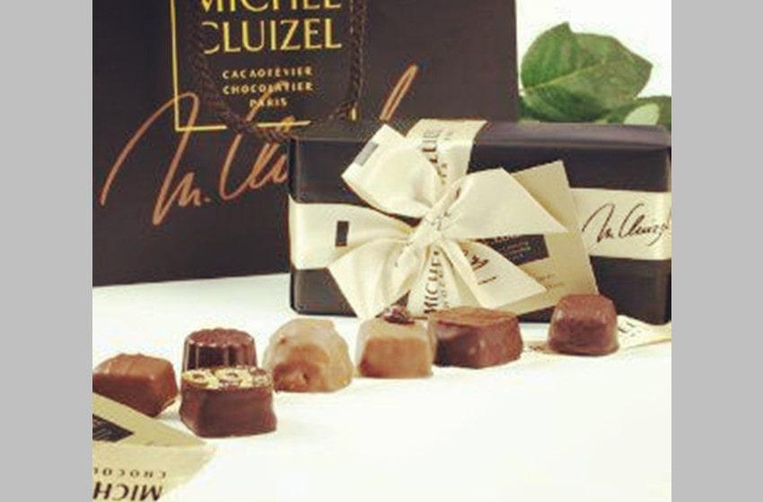 Michel Cluizel Box of Assorted Treats