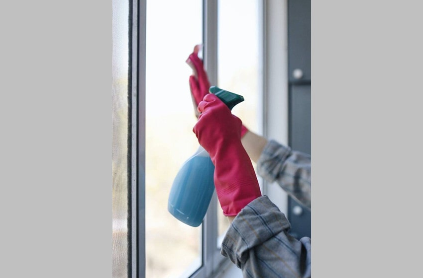 Ordinary Window Cleaners