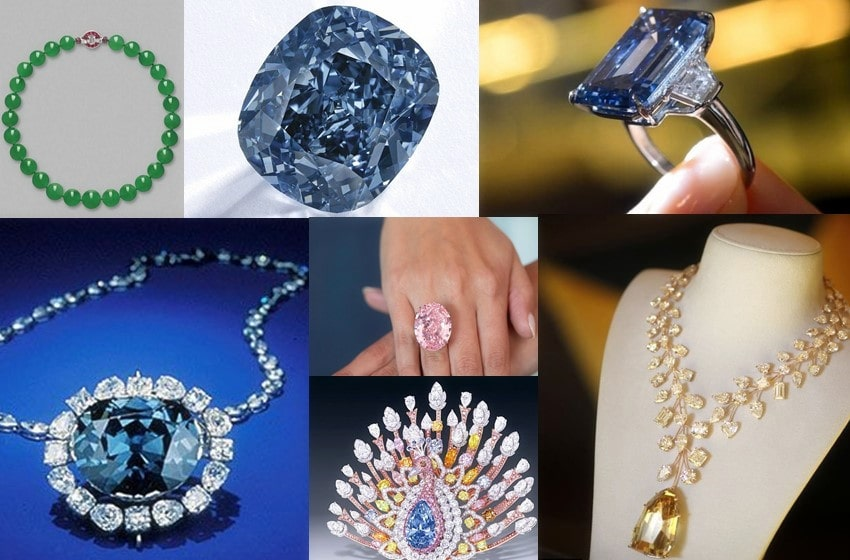 most expensive jewelry in the world