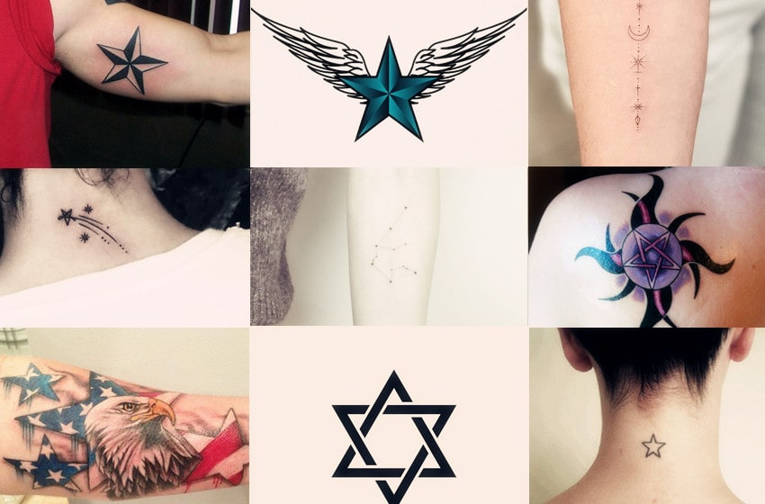 star tattoo meanings